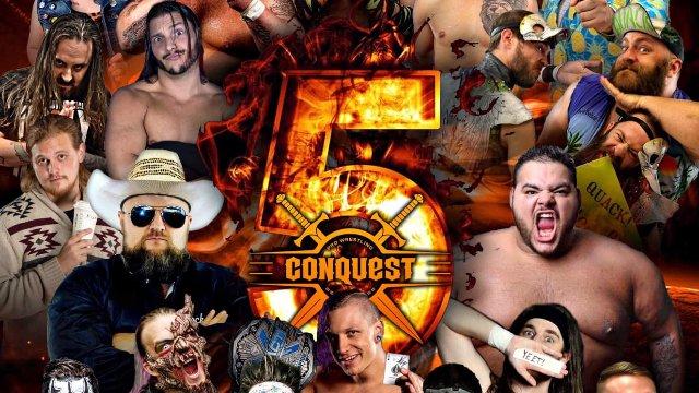 Pro Wrestling Conquest Episode V