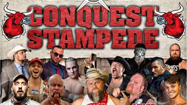 "Pro Wrestling Conquest ""Conquest Stampede"""