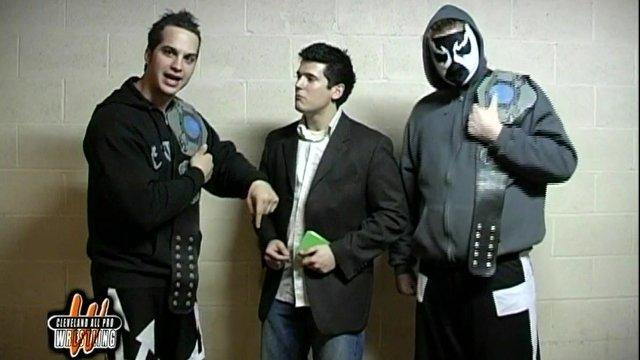 CAPW TV #2-3: Zach Gowen vs. Super Hentai
