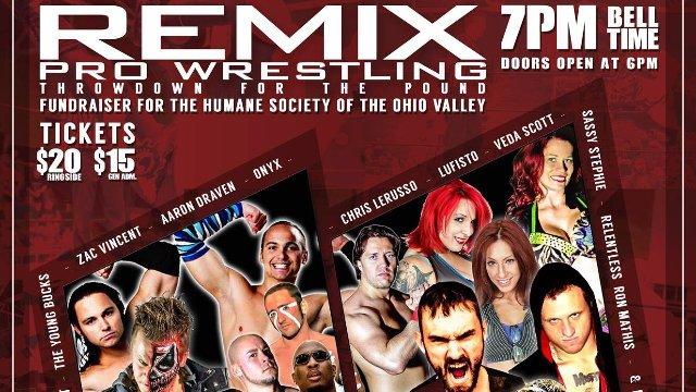 "Remix Pro Wrestling: Throwdown For The Pound ""Chance's Eleven"""