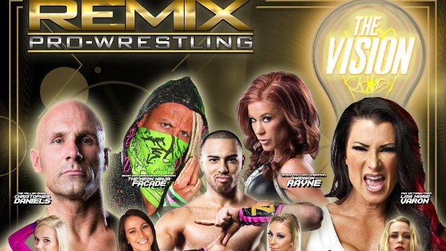 """Remix Pro Wrestling: Throwdown For The Pound 19 """"The Vision"""""""