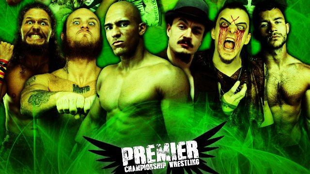 "Premier Championship Wrestling ""Anniversary - Finale"""