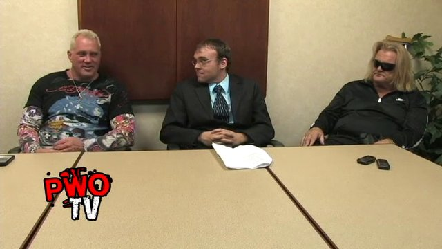 PWO/PRIME TV #56: Legends Interviews