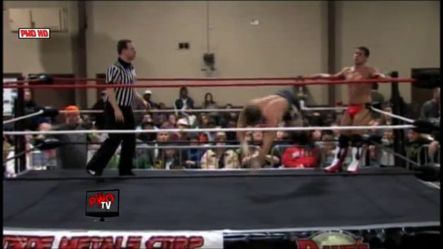 PWO/PRIME TV #64: Johnny Gargano vs. Mike Tolar