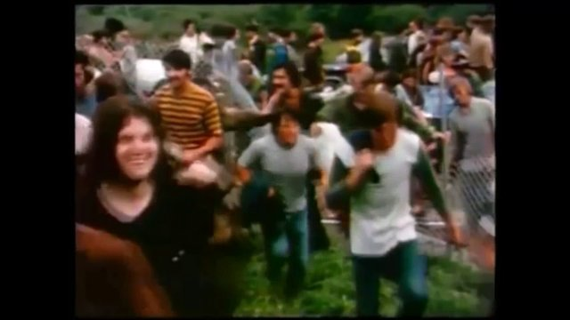 "Ashton Day's 50th Anniversary Woodstock ""Documentary"""
