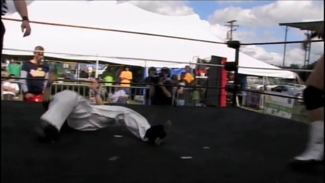 PWO/PRIME TV #88: Gargano Confronts Cross In The Parking Lot