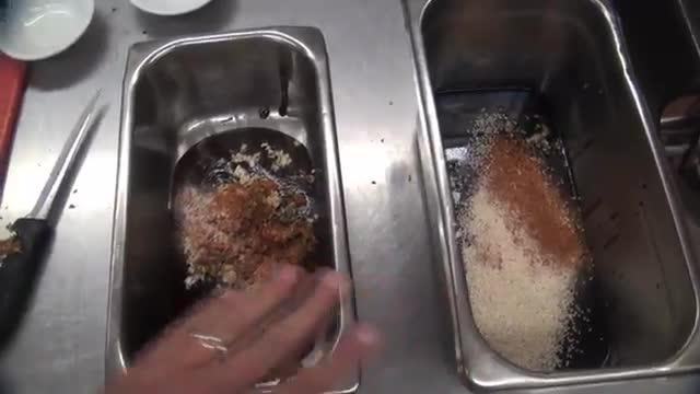 Making Fish Jerky