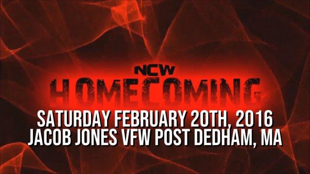 NCW VINTAGE - NCW Homecoming 2016