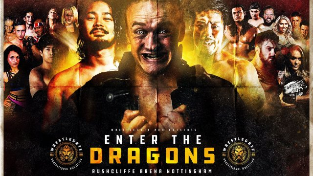 Wrestle Gate Pro Enter The Dragons - March 19