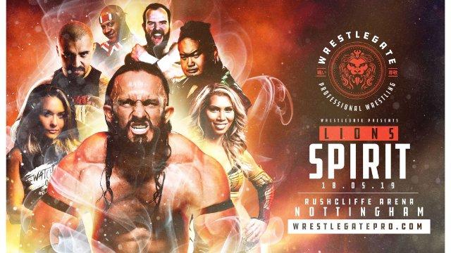Wrestle Gate Pro Lions Spirit - May 19
