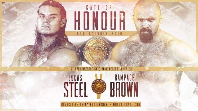 Wrestle Gate Pro Gate Of Honour 2019