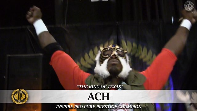 License To Death Wish II [9.2.2018]- Inspire Pro Wrestling