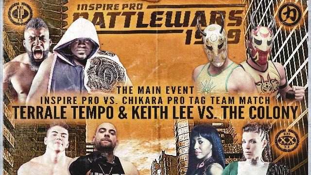 S3 E7: Battle Wars: 1999 [10.29.2016]- Inspire Pro Wrestling