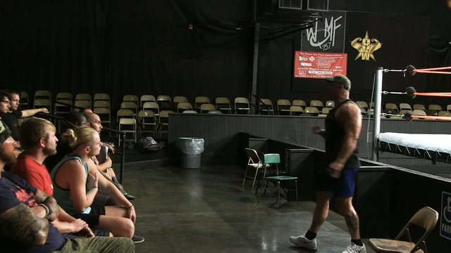 OVW's Seminar with Billy Gunn