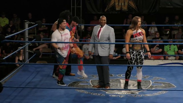OVW TV 1038 - Consequences For A Change