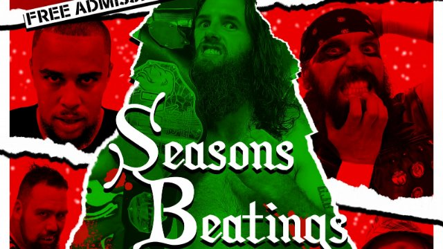 IWE BattleZone TV Episode 55 *Season's Beatings*