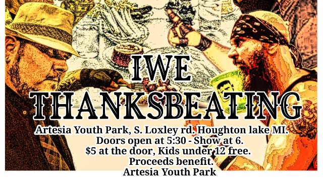 IWE Thanksbeating 2019!