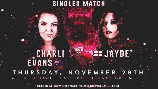 3. Jayde vs Charli Evans