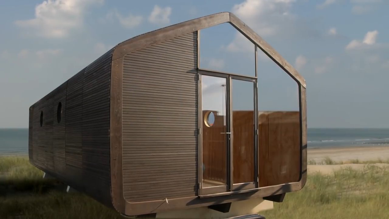 This Cardboard House Lasts 100 Years | A Plus | Good News