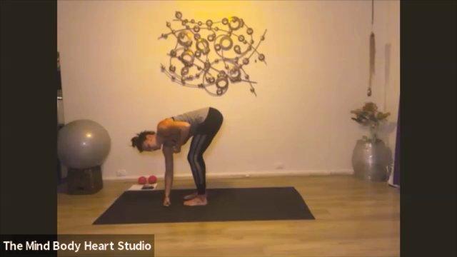 Pilates with a Twist