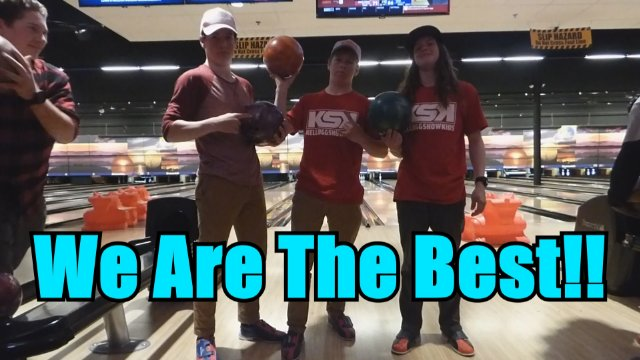 Bowling Like Pros!