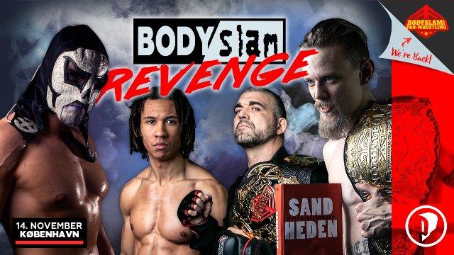 BODYSLAM! 29 - Revenge