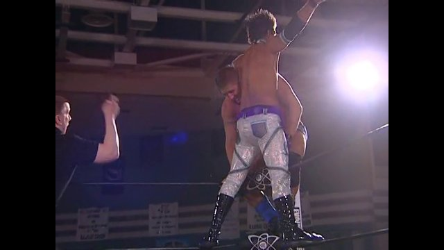 EVOLVE 1: Ibushi vs. Richards