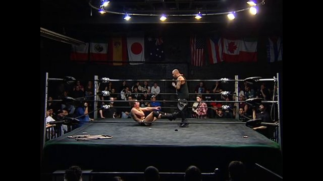 EVOLVE 6: Aries vs. Taylor
