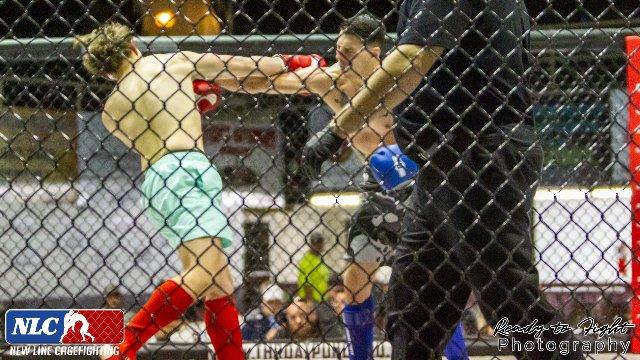 NLC3: Devin Goff vs Pete DeLeon, Kickboxing