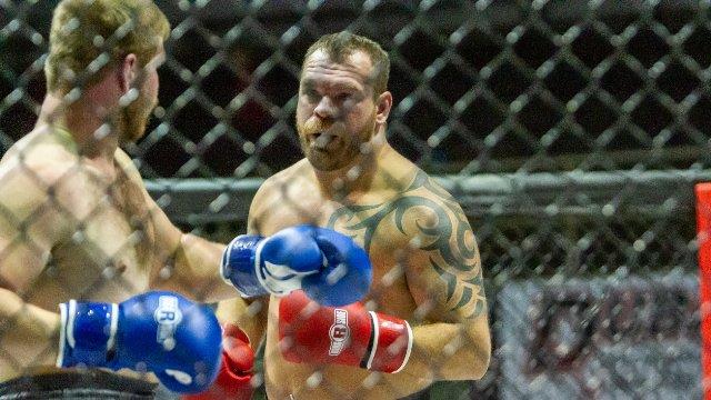 NLC3: Adam Dingess vs Noah McGraw, Boxing