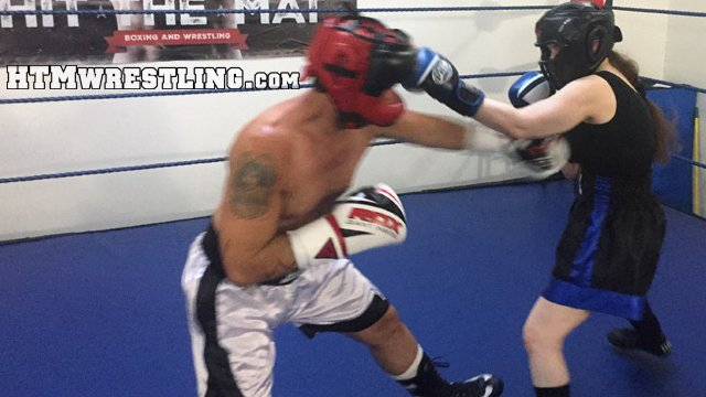 Sparring - Real Mixed Boxing