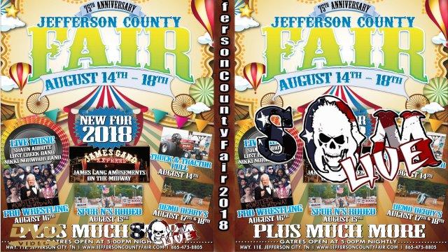 Jefferson County Fair 2018