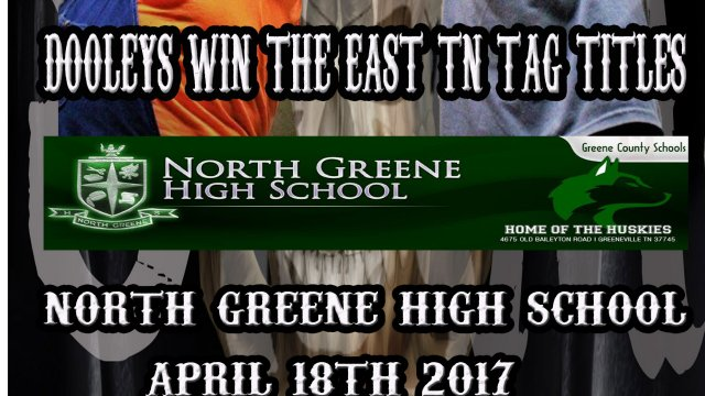 North Greene DVD