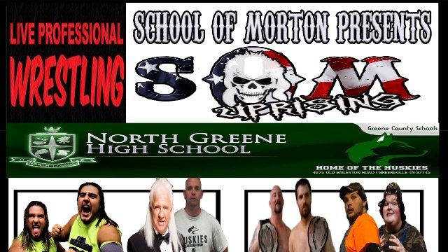 North Greene Uprising 2017