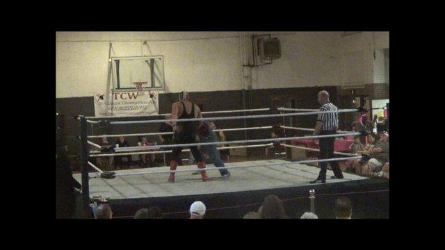 Ricky Dooley vs The Sultan