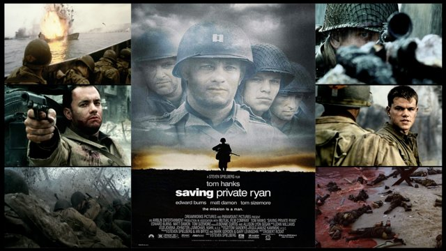 Chris Binning Reviews Saving Private Ryan