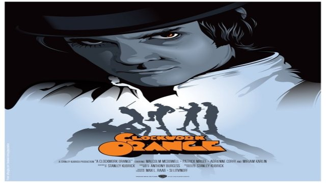 Chris Binning  Reviews A Clockwork Orange