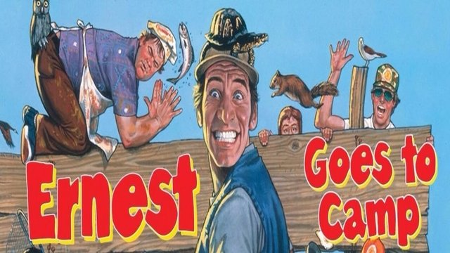 Chris Binning Reviews Ernest Goes to Camp