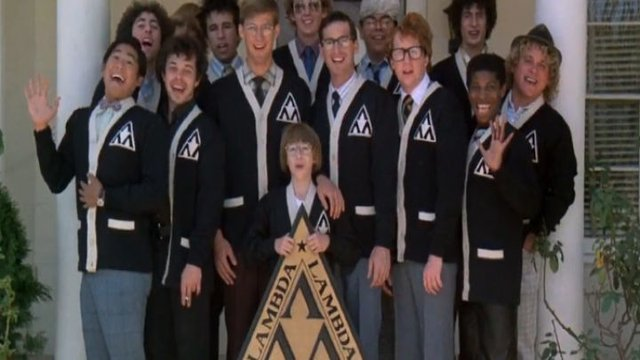 Chris Binning Reviews Revenge of The Nerds