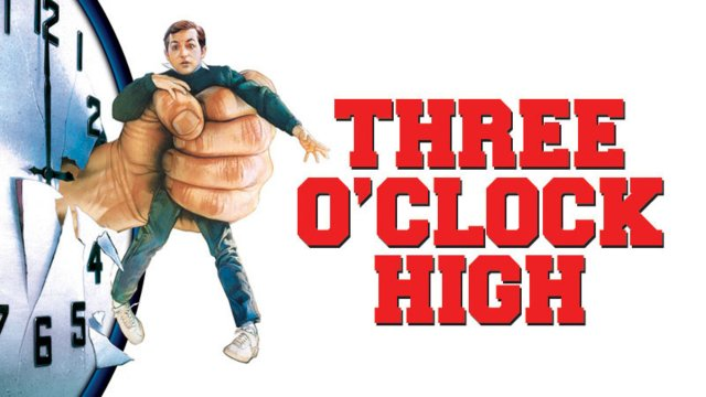 Chris Binning Reviews Three O Clock High