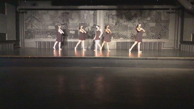 Junior-Senior Choreography Showcase
