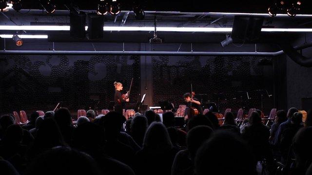 Strings in Concert November 4
