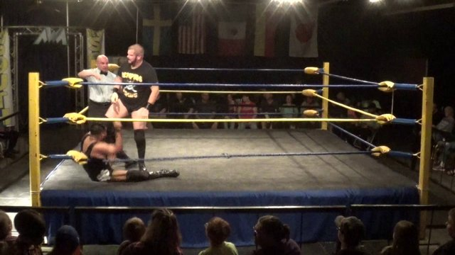 (Alliance Championship Match)     Jason Cain vs Justin Grandberry (c)