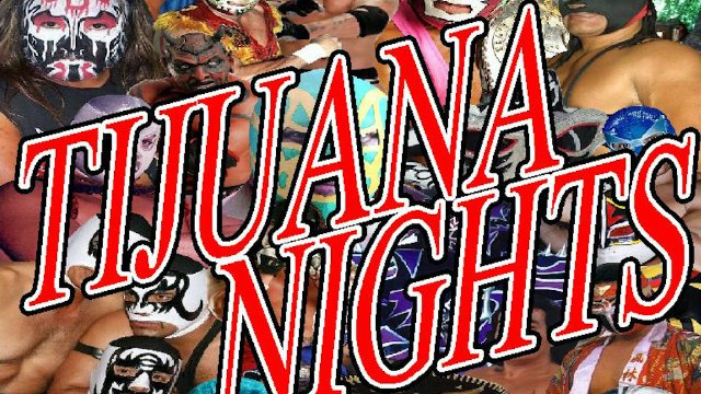 WWO #5 Luchalibre Tijunana Nights #2