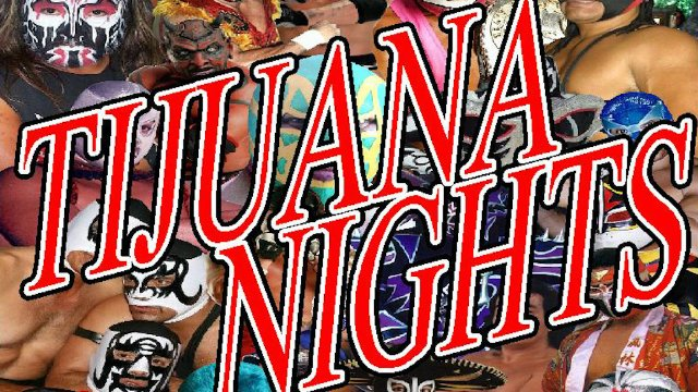 WWO #5 Luchalibre Tijunana Nights #1