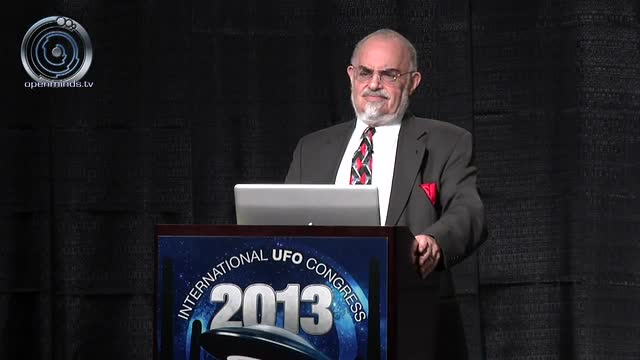 Stanton Friedman: A New Look at the Cosmos