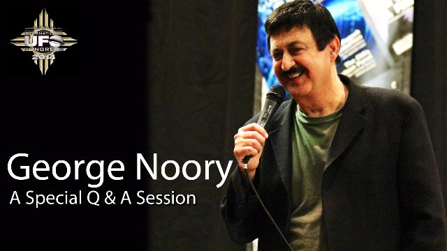 George Noory presents a Special Q & A Session
