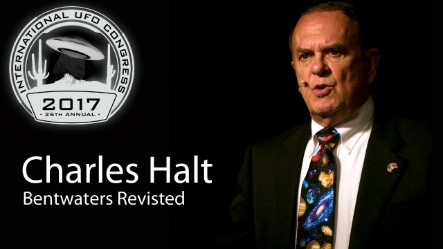 Charles Halt - Bentwaters Revisted
