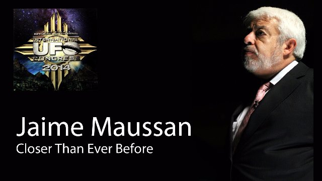 Jaime Maussan presents Closer Than Ever Before