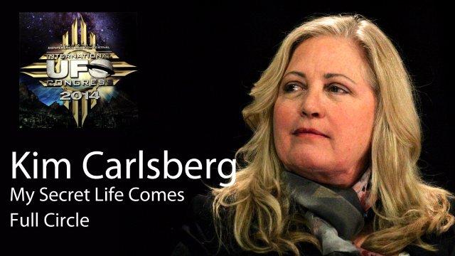 Kim Carlsberg presents My Secret Life Comes Full Circle